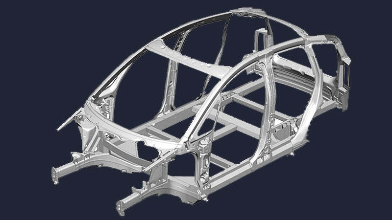 Automotive Space Frame Design